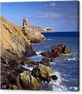 Co Dublin, The Bailey Lighthouse Canvas Print
