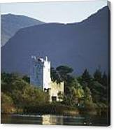 Co Kerry, Killarney, Ross Castle Canvas Print