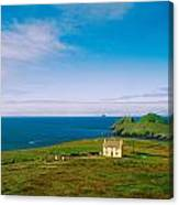 Co Kerry, Ring Of Kerry Skelligs & Canvas Print