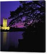 Co Kerry, Ross Castle, Killarney Canvas Print