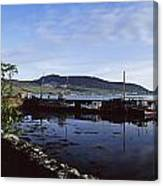 Co Mayo, Achill Sound Canvas Print