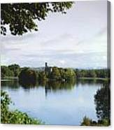 Co Roscommon, Lough Key Canvas Print