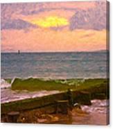 Coastal Climate Canvas Print
