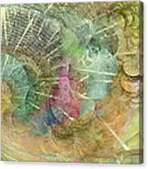 Coastal Cosine Gem  Canvas Print