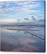 Coastal Reflections Canvas Print
