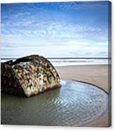 Coastal Scene Canvas Print
