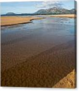 Coastal View Ireland Canvas Print