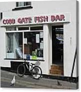Cobb Gate Fish Bar Canvas Print