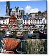 Cobh, Co Cork, Ireland, Cobh Cathedral Canvas Print