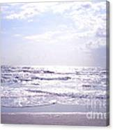 Cocoa Beach Afternoon Canvas Print