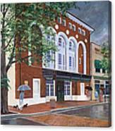 Cocoa Village Playhouse Canvas Print