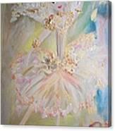 Coffee Fairy Canvas Print