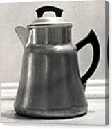 Coffee Pot, 1935 Canvas Print