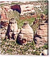 Coke Ovens - Colorado National Monument Canvas Print
