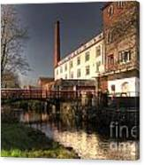 Coldharbour Mill Canvas Print
