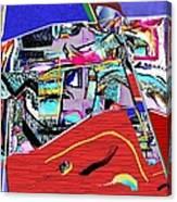 Collage 128 Canvas Print