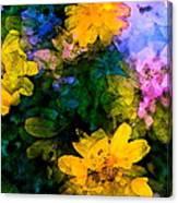 Color 108 Canvas Print