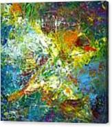 color explosion NO. Seventy Canvas Print