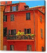 Color In Provence Canvas Print