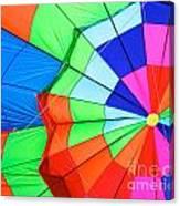 Color Wheel Take 2 Canvas Print