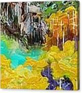 Colorado Layers Canvas Print