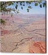 Colorado River Grand Canyon National Park Usa Arizona Canvas Print