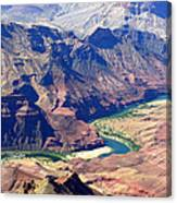 Colorado River IIi Canvas Print