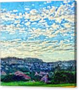 Colorado Skies 1 Canvas Print