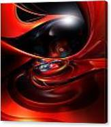 Colorfast Eye Remaster Fx  Canvas Print