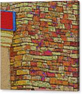 Colorful Stacked Stone Canvas Print