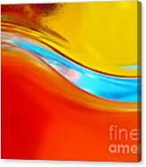 Colorful Wave Canvas Print