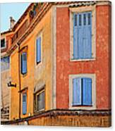 Colors In Provence Canvas Print
