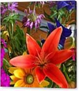 Colors Of Block Island Canvas Print