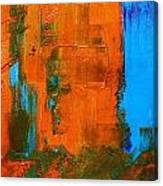 Colorz 8 Canvas Print