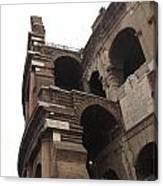 Coloseum Rome Canvas Print