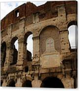 Colosseum 1 Canvas Print