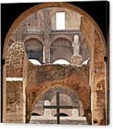 Colosseum 2 Canvas Print