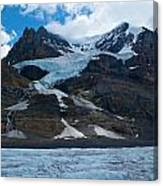 Columbia Glacier Canvas Print