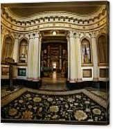 Colvmbarivm Entrance Canvas Print