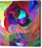 Coming To Consciousness Canvas Print