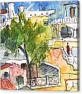 Competa 02 Canvas Print