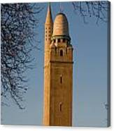Compton Hill Water Tower Canvas Print