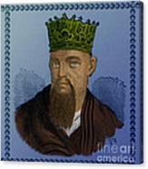 Confucius, Chinese Philosopher Canvas Print