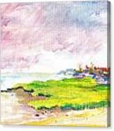 Connecticut Shore Canvas Print