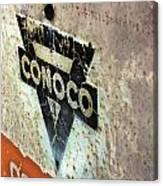 Conoco Canvas Print