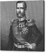 Constantine (1827-1892) Canvas Print