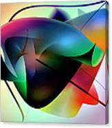 Soulscape 8 Canvas Print