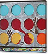 Containment - 2012 Canvas Print