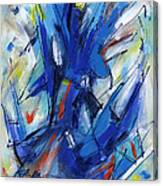 Contemporary Painting Six Canvas Print