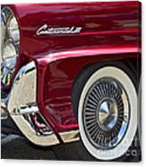 Continental IIi Canvas Print
